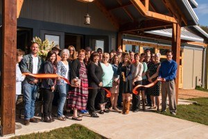 Grand Opening Ribbon Cutting