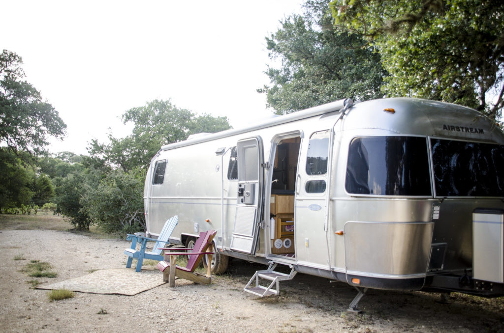 La Estancia Bella Facilities - Airstream Trailer